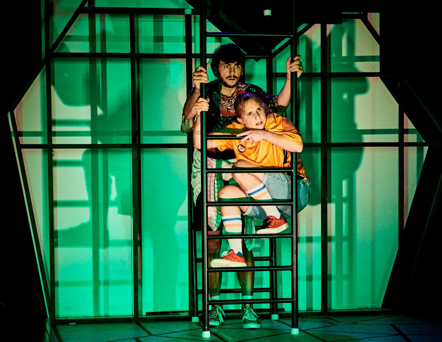 Nathan longtemps - Théâtre du phare