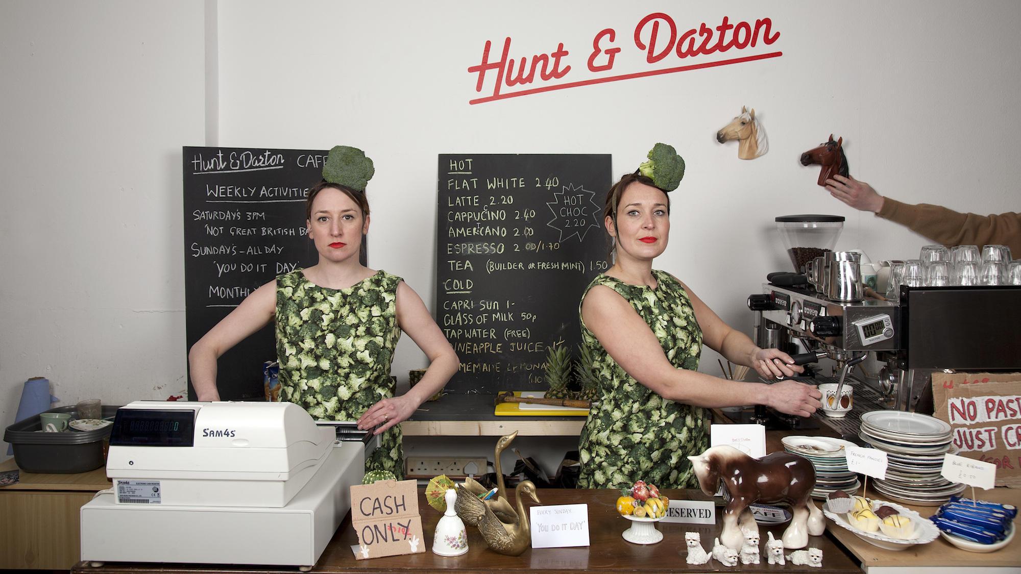 Hunt & Darton - H&D Café © Christa Holka