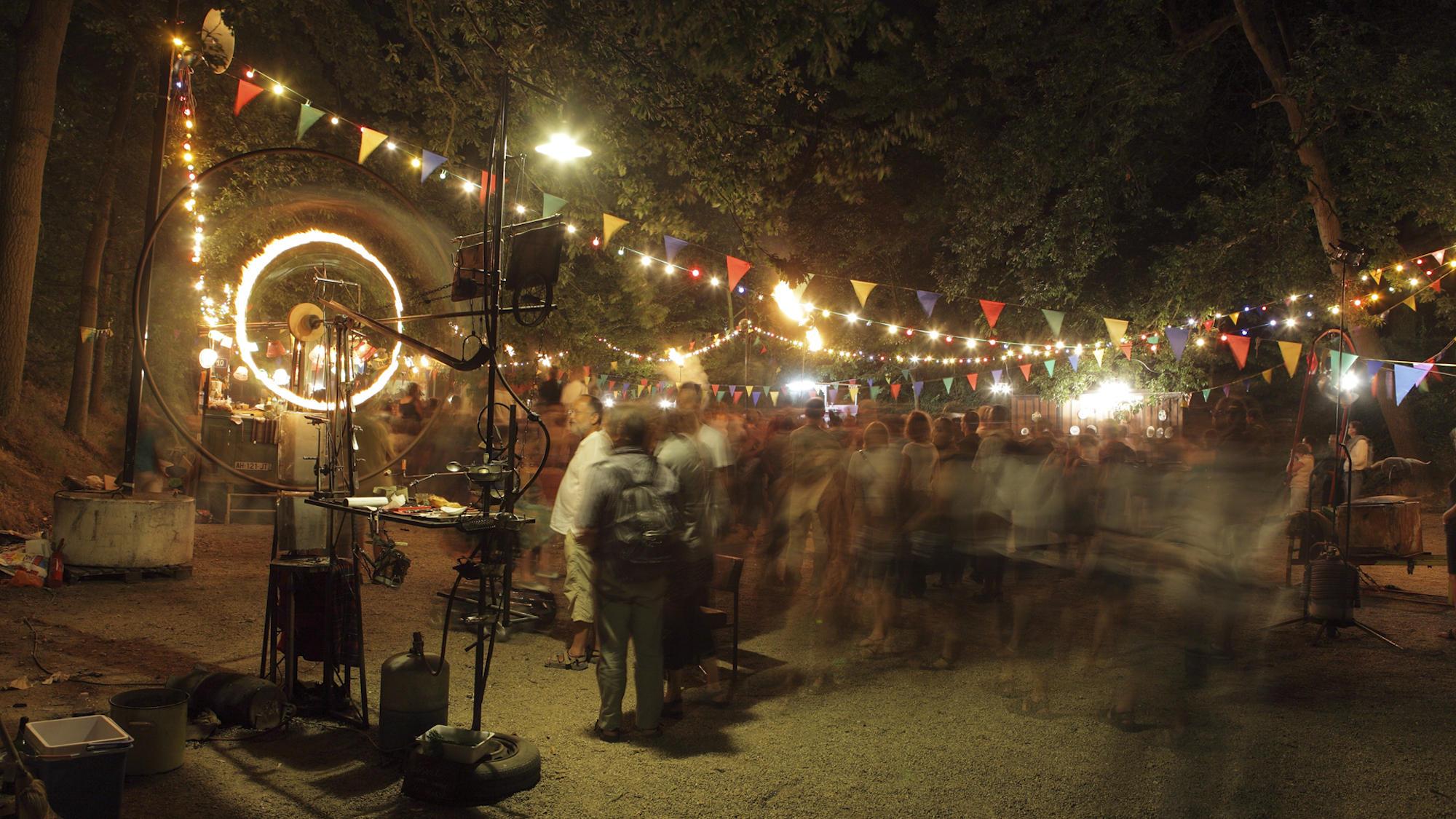 Cie Carabosse - Une nuit au Thabor © Nicolas Joubard