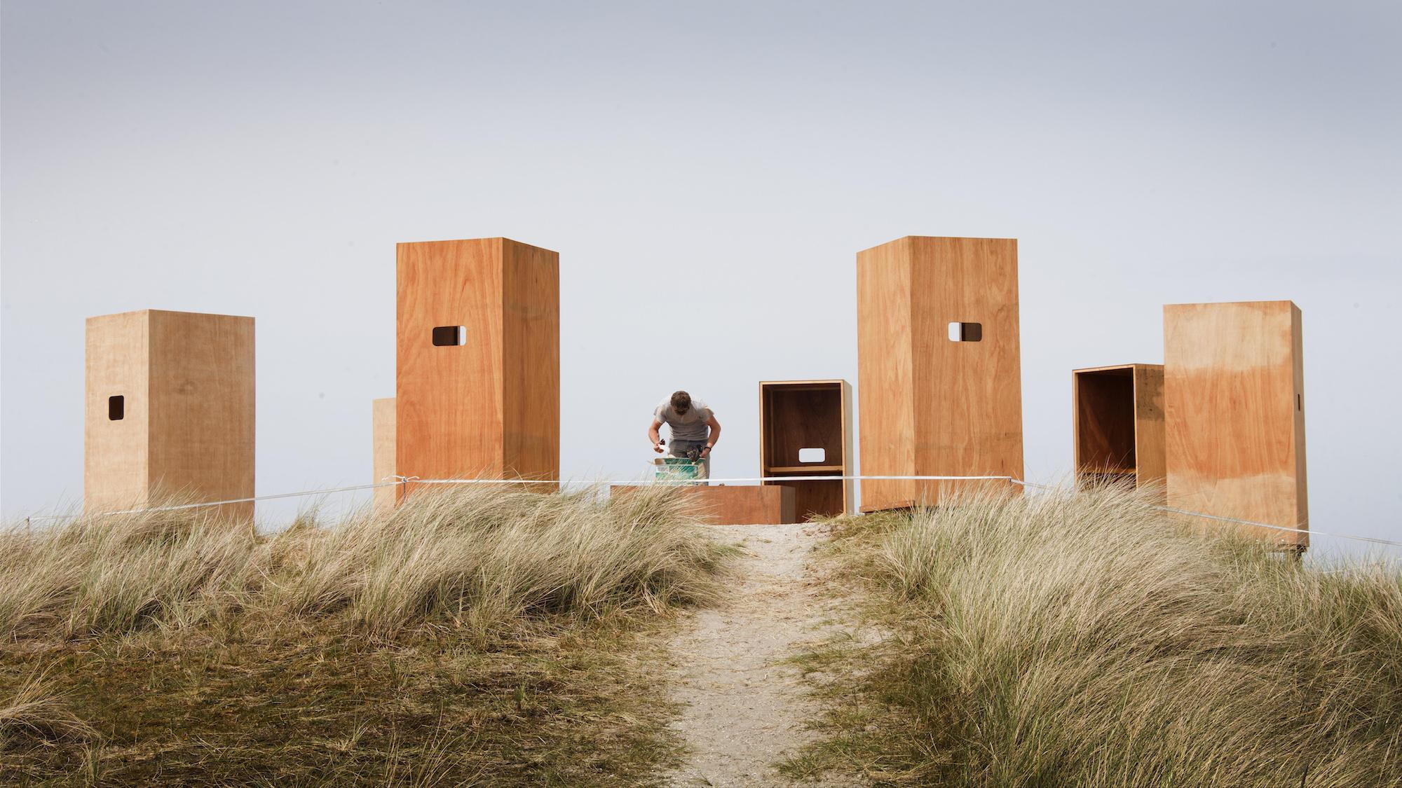 Oerol ( The Netherlands, 2013) © Saris & den Engelsman