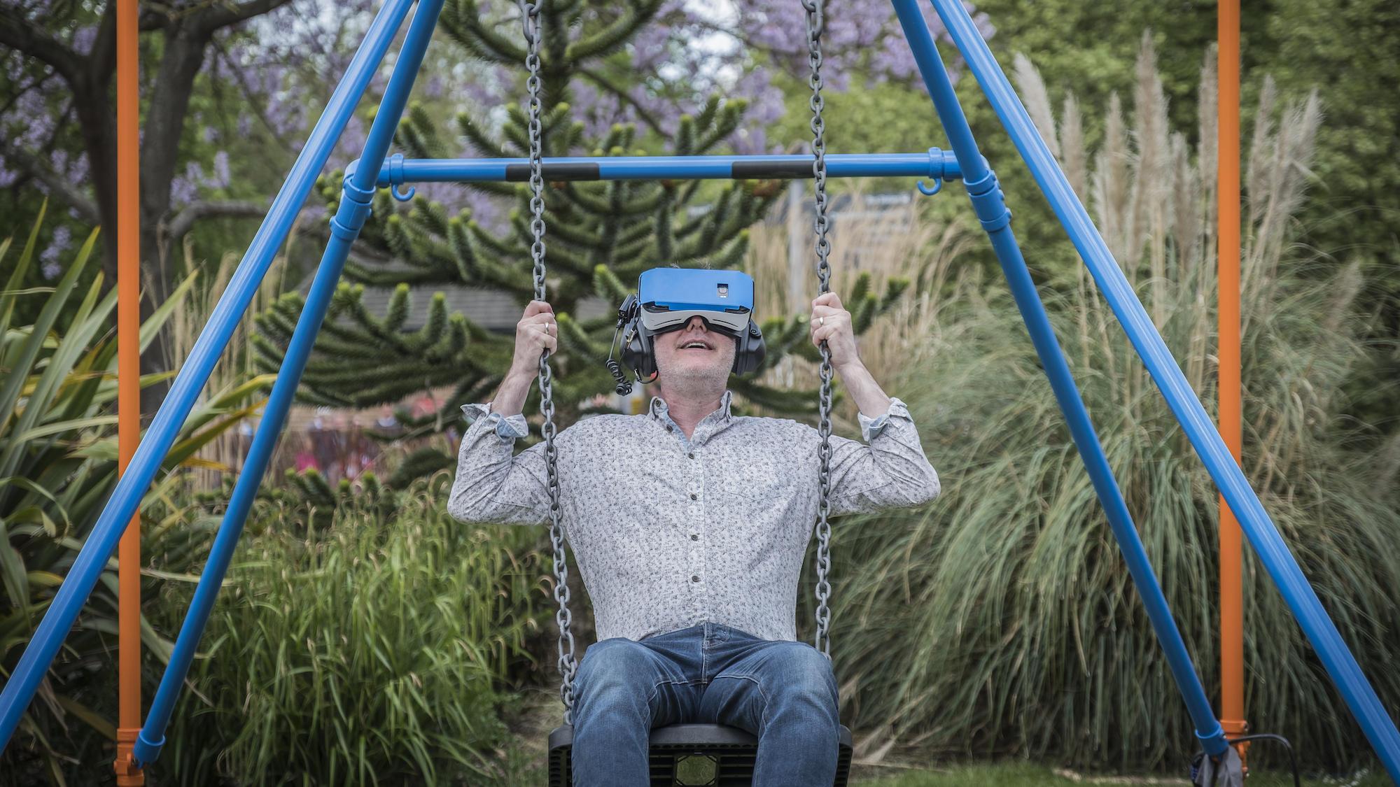 Thrill Laboratory - VR Playground @ Norfolk & Norwich Festival 2017 © Dobs McCallum