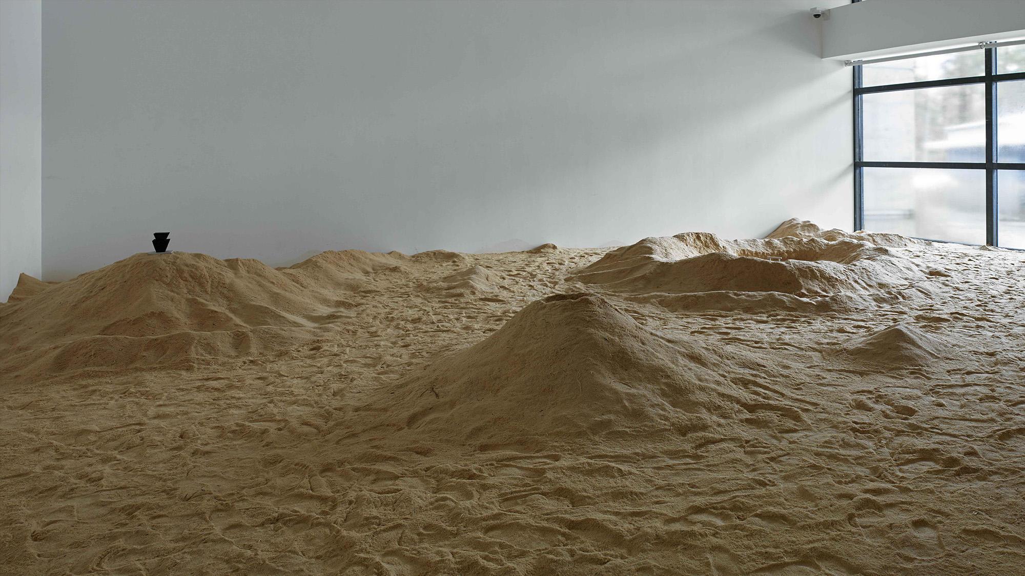 Residual landscape © YAMAMOTO Tadasu / Elmo Vermijs